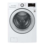 LG Electronics 4.5 cu.ft. High Efficiency Ultra Large Smart Front Load Washer
