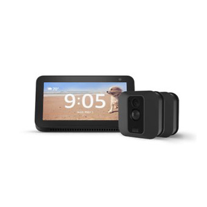 Echo Show 5 with Blink XT2 Smart Security Camera
