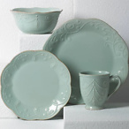 French Perle 4-piece Place Setting