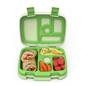 Bentgo Kids Childrens Lunch Box - Bento-Styled Lunch Solution