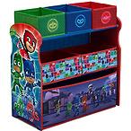 Delta Children 儿童房玩具书籍/收纳架