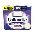 Cottonelle 超舒适卫生纸