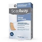 ScarAway舒可薇 专业级硅酮疤痕贴