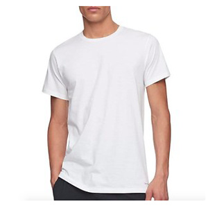 Calvin Klein Men's Cotton Classics Multipack Crew Neck T-Shirts