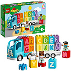 LEGO DUPLO My First Alphabet Truck 10915 ABC Letters Learning Toy