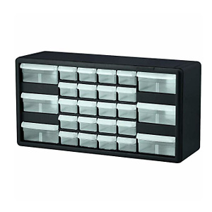 Akro-Mils 10126 26 Drawer Plastic Parts Storage
