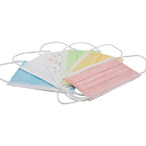 Vanecia Disposable 3-Layers Earloop Face Masks (30 pcs)