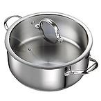 Cooks Standard 不锈钢煮锅/炖锅