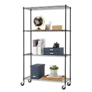 "TRINITY Basics 36""W x 14""D x 62.5""H 4-Shelf"