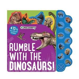 Discovery: Rumble with the Dinosaurs
