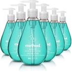 Method Waterfall 洗手液 12 Fl Oz 6瓶装