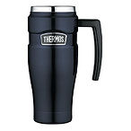 Thermos Stainless King 16 Ounce Travel Mug with Handle