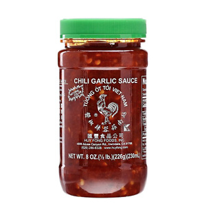 Huy Fong Chili Garlic Sauce, 8 oz