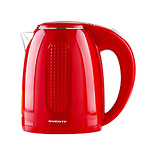 Ovente Electric Hot Water Kettle 1.7 Liter Double Wall Insulated Stainless Steel