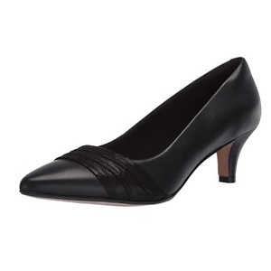 Clarks 女士猫跟鞋 9码