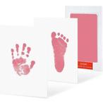 Non-Toxic Baby Handprint Footprint Inkless Hand Inkpad Watermark