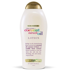 OGX Extra Creamy + Coconut Miracle Oil Ultra Moisture Lotion