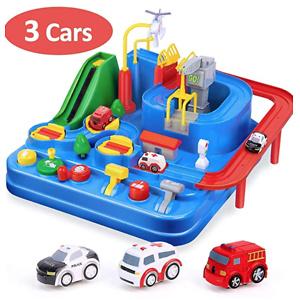 CubicFun益智汽车轨道玩具套装