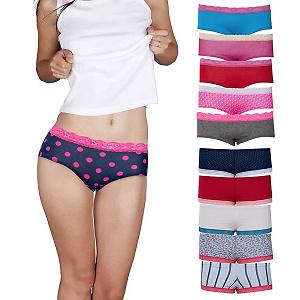Emprella Womens Lace Underwear