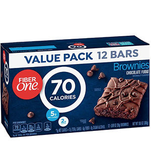 Fiber One Brownies, 90 Calorie Bar