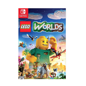 LEGO Worlds, Warner Bros, Nintendo Switch