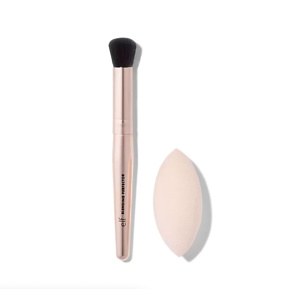 ELF Cosmetics Concealer Brush & Sponge Duo