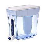 ZeroWater 20 Cup Ready-Pour Dispenser Water Filter Pitcher