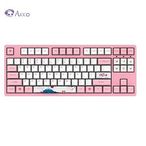 AKKO 3087 mechanical keyboard
