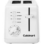 Cuisinart 2-Slice Compact Toaster CPT122