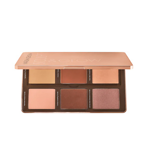 NATASHA DENONA Sculpt & Glow Face Highlighting & Contour Glow Palette