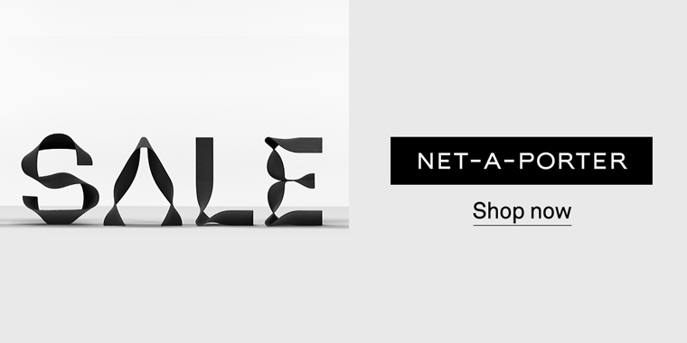 NET-A-PORTER: Up to 60% OFF Sale