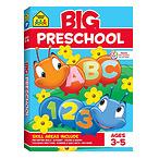 Big Preschool Workbook 幼儿园小朋友练习册