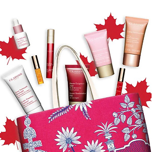 Clarins CA: Free 6-pc Gift Set With $100