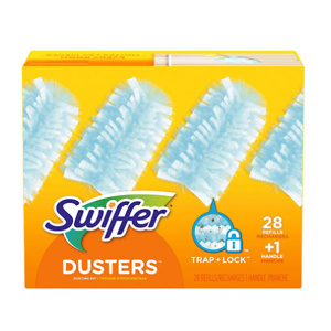 Sams Club: Swiffer Duster Refill + 1 Handle (28 ct.) for $14.78