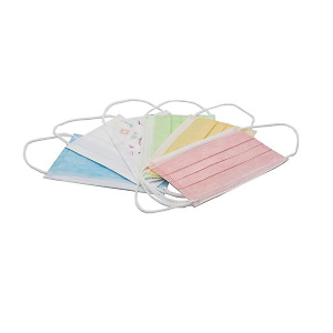Vanecia Disposable 3-Layers Earloop Face Masks for Kids