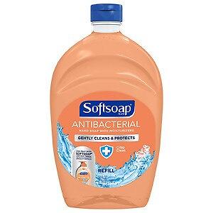 Softsoap 抗菌洗手液 50oz