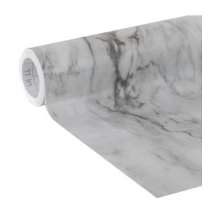EasyLiner Adhesive Laminate 20 In. x 15 Ft. Shelf Liner, Gray Marble