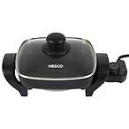 Nesco 800 watts 8寸电炒锅