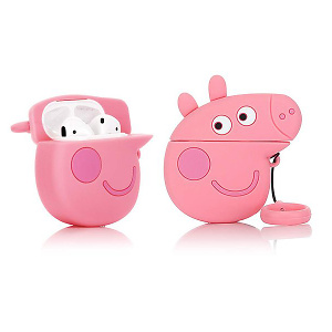 ZAHIUS Silicone Case Compatible for Apple Airpods 1&2 Funny Cover