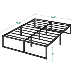 Zinus Lorelei 14 Inch Platforma Bed Frame