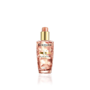 Kerastase Elixir Ultime L'huile Rose for Color Treated Hair, 3.4 Ounce