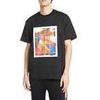 BURBERRY Tape Detail T-Shirt