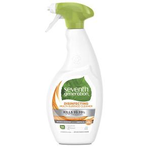Seventh Generation Lemongrass Citrus Disinfecting Multi-Surface Cleaner