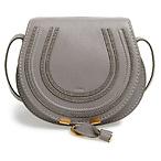 CHLOE Mini Marcie Leather Crossbody Bag
