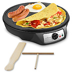 Nonstick 12-Inch Electric Crepe Maker