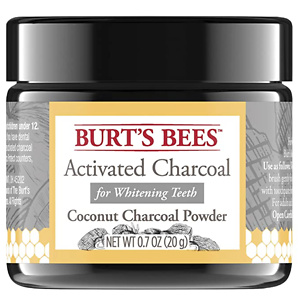 Burt's Bees Activated Coconut Charcoal Powder