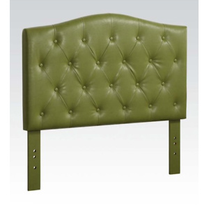ACME Furniture Viola Green PU Twin Headboard