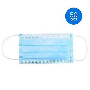 Heypex Global Earloop Disposable Face Masks, 50ct.