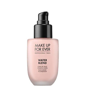 Sephora:Make up For ever WATER BLEND FACE & BODY FOUNDATION 30% OFF
