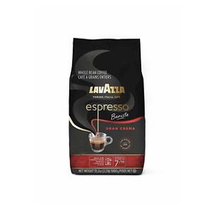 Lavazza 中度烘焙Espresso咖啡豆 2.2磅装